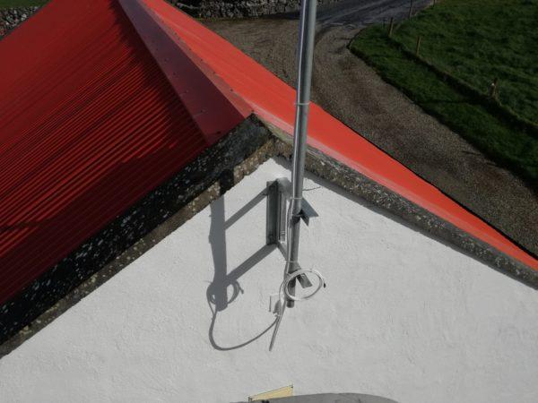 3G/4G LTE 0.8 Ghz Panel Antenna